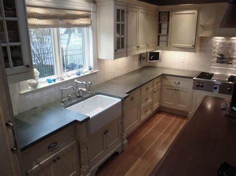 kitchen island butcher block tops verdicrete concrete countertops custom
