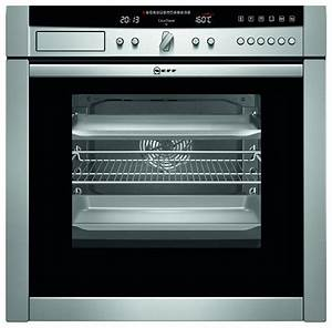 Neff Single Oven Stainless Steel Series 5 Parnter Slide