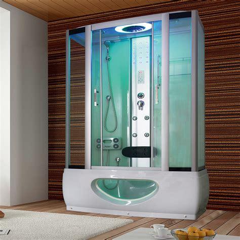 wanne mit dusche tronitechnik komplettdusche duschtempel badewanne wanne duschkabine dusche tinos 135x80 duschen
