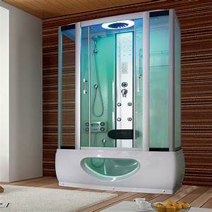 Dusche Badewanne Kombination : tronitechnik komplettdusche duschtempel badewanne wanne ~ A.2002-acura-tl-radio.info Haus und Dekorationen