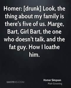 Homer Simpson Q... Simpson Drunk Quotes