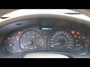1999 Oldsmobile Alero Dash View  U0026 Cold Start