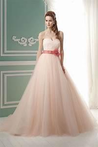 inspirations mariage shabby chic creations couleurs et With robe de mariée rose pale