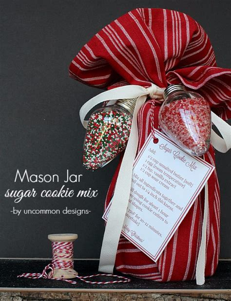 mason jar cookie recipes