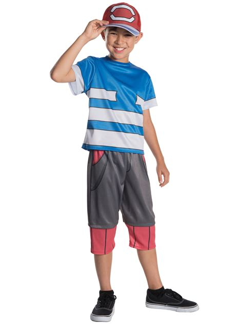ash ketchum kostüm ash ketchum child costume partybell