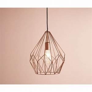 Suspension Luminaire Cuivre : luminaires suspensions castorama ~ Teatrodelosmanantiales.com Idées de Décoration