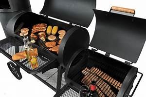 Smoker Holz Kaufen : xxl bbq smoker grill holzkohlegrill barbecue grillkamin ebay ~ Articles-book.com Haus und Dekorationen
