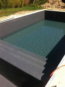 beautiful liner noir pour piscine pictures design trends With delightful piscine liner gris anthracite 1 sps piscine pose et changement de liner piscine alpes