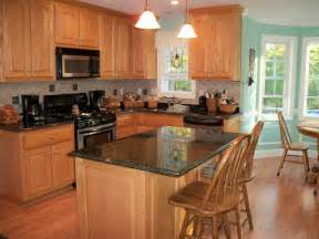 pictures of kitchen backsplashes with granite countertops beautiful kitchen granite and backsplash myideasbedroom com