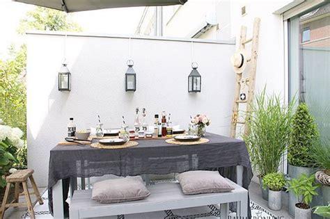 Deko Für Die Terrasse by Wohnkonfetti Die Sch 246 Nsten Einrichtungsideen Auf Einen