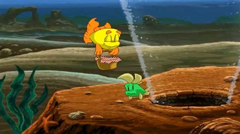 freddi fish  luthers water worries youtube