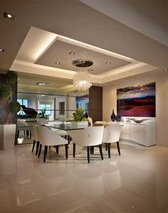 Eclairage Plafond Cuisine : vous cherchez des id es pour comment faire un faux plafond ~ Edinachiropracticcenter.com Idées de Décoration