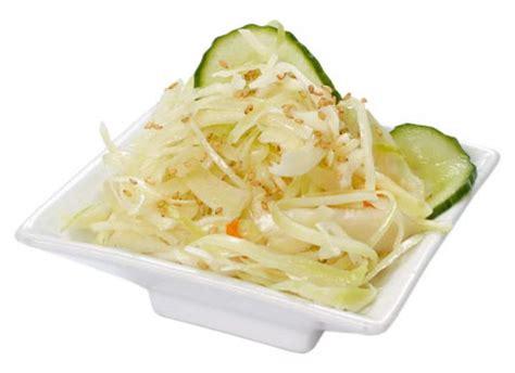 cuisiner le chou blanc en salade salade de chou japonaise supertoinette