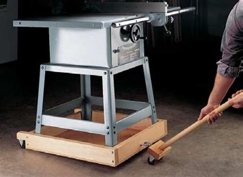 roll  tool base woodsmith plans woodworking