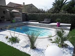 petite piscine avec esprit zen amenagement de piscine coque With amenagement autour de la piscine 8 la petite piscine en bois mini piscine vercors piscine