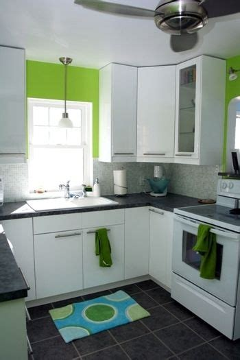 grey green kitchen cabinets best 25 lime green kitchen ideas on living 4066