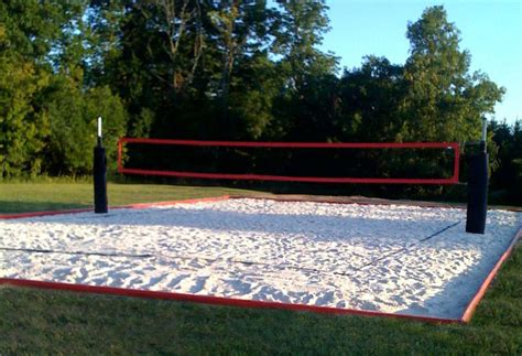 How To Make A Court In Your Backyard by How To Construct A Court