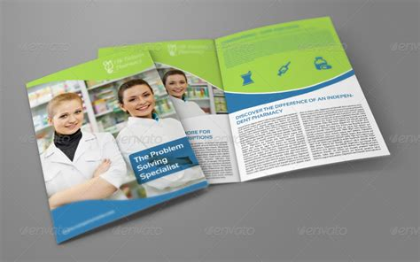 Pharmacy Brochure Template Free Pharmacy Brochure Template Pharmacy Brochure Bi Fold