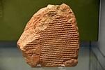 Nabonidus Chronicle (Illustration) - Ancient History ...