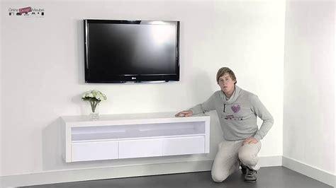 tv meubel hoogglans wit hangend ikea zwevend hoogglans wit tv meubel giani fiore o