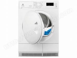 Sèche Linge À Condensation : electrolux edh3685pzw pas cher seche linge condensation ~ Nature-et-papiers.com Idées de Décoration