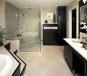 Asian inspired bath contemporary bathroom other for Houzz com bathroom tile