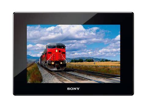 digital sony sony rolls out nine new digital photo frames