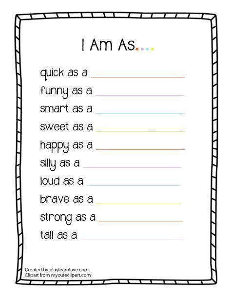 printable preschool    poems bing  images