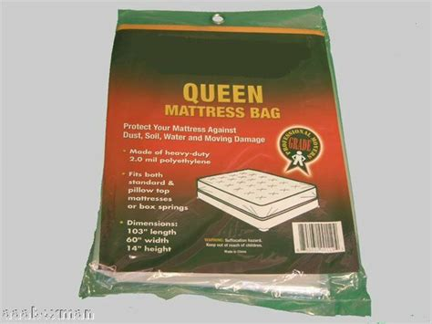 Mattress Cover Queen Size Bag Allergy Protector Xl Size