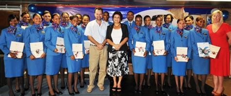 air seychelles cabin crew new air seychelles cabin crew graduate