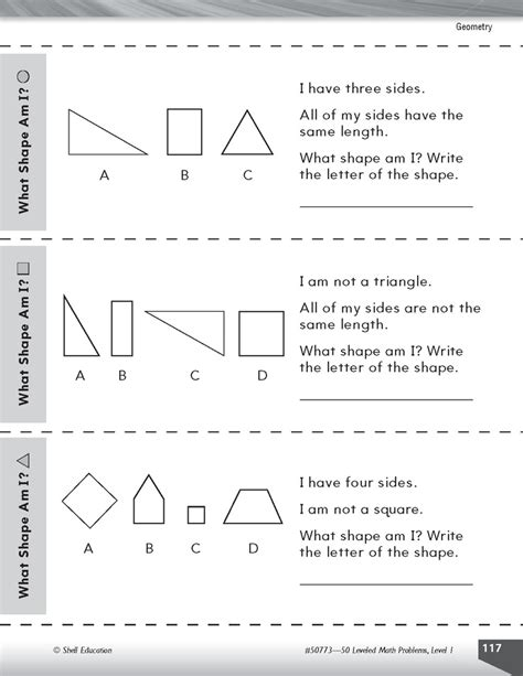 maths problem solving activities level 4 steps to
