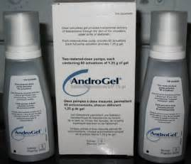 AndroGel Gel - patient information, description, dosage and directions ... Testosterone Gel