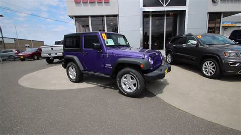 jeep purple 2017 2017 jeep wrangler sport extreme purple hl605173 mt