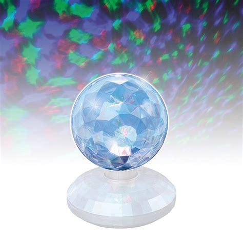 11cm Crystal Ball Light,sensory Lighting,disco Ball,disco