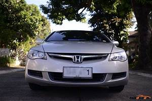 Honda Civic 2007 : honda civic 2007 car for sale calabarzon ~ Dode.kayakingforconservation.com Idées de Décoration