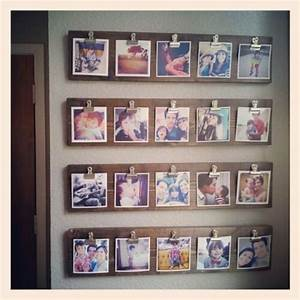 19 Cool and Creative Ways to Display Family Photos