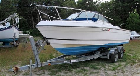 Cuddy Cabin Power Boats by 1986 Robalo 2160 Cuddy Cabin Power New And Used Boats For Sale