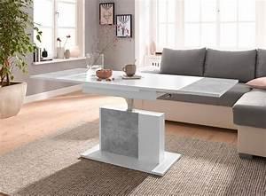Couchtisch Weiß Höhenverstellbar : couchtisch h henverstellbar und ausziehbar kaufen otto ~ Whattoseeinmadrid.com Haus und Dekorationen