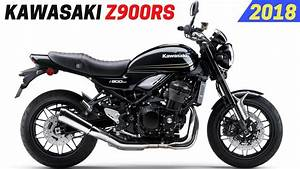 Kawasaki Z900rs 2018 : new 2018 kawasaki z900rs classic looks with modern touches details new color youtube ~ Medecine-chirurgie-esthetiques.com Avis de Voitures