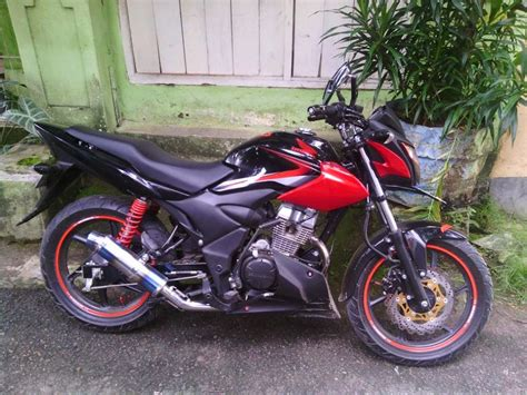 Honda Verza Modifikasi by Modifikasi Honda Verza Simpel Modifikasi Honda Cb150r