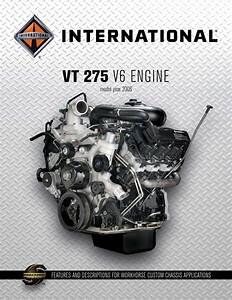 International Vt 275 2006 Engine Catalog 4 20 06 By Jhonatan Le U00f3n