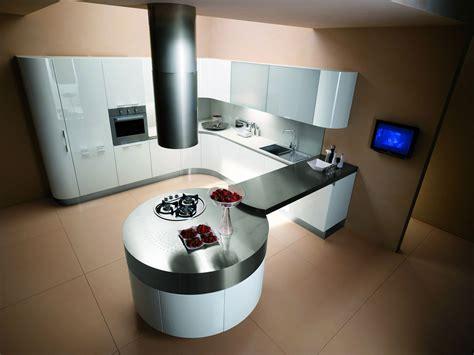 cuisine ronde cuisine ronde 7 photo de cuisine moderne design