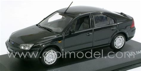 minichamps Ford Mondeo 5 doors Fastback 2001 (Panther ...