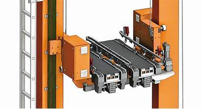 Vertical Linear Motion System Asrs Automated