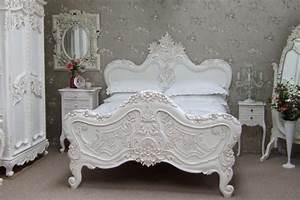 Le Lit Baroque En 40 Photos Romantiques Archzinefr