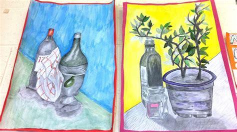 magh ene college art gallery  life drawings seniors