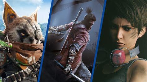 Best New Ps4 Games At Gamescom 2018
