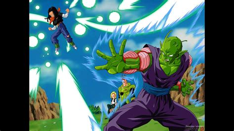 dragonball  amv piccolo  android  youre