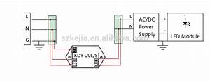 20ka  347v Outdoor Led Lighting Surge Protection Spd For