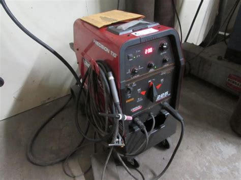 machines  lincoln precision tig  tig welder